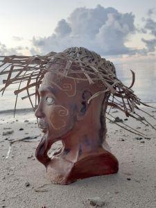 Premières expressions sculptées dans la terre.
